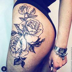17 Meilleures Images Du Tableau Tatouage Cuisse Femme En 2019