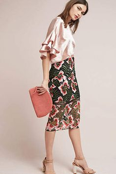 8cf8778f9a Shop new maxi skirts and midi skirts perfect for year-round dressing and  occasions at Anthropologie.