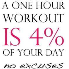 ....and with Focus T25, it's more like 2%....NO EXCUSES just well planned lies you tell yourself!