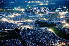 bonnaroo crowd. One of the best experiences