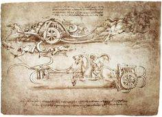 Ceifado Chariot - (Leonardo Da Vinci)