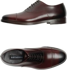 Fratelli Rossetti Purple Laced Shoes