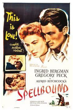 1945 movie poster | Spellbound-1945-movie-poster.jpg