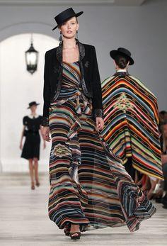 Ralph Lauren's Sojourn in Spain - International Fashion Times