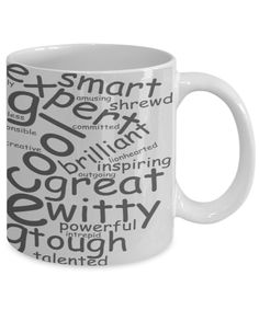 Celebrate your Dad coffee mug, perfect gift or Father's Day, birthday, Christmas or any other day.