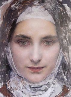 Edgar Maxence (1871-1954):Thérèse de Lisieux.