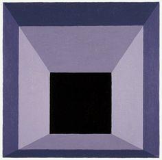 "Josef Albers, ""Homage to the Square"" - San Francisco Museum of Modern Art Joseph Albers, Hard Edge Painting, Art Moderne, Museum Of Modern Art, Color Theory, Op Art, Artist Art, Color Inspiration, Contemporary Art"
