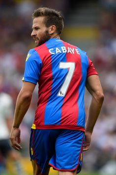 Yohan Cabaye scores his first goal for Palace at Norwich. We,re 2nd in the Premiership Table awaiting Arsenal this weekend. So glad all over!