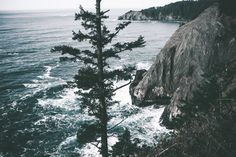 The Coast//Oregon January 2017