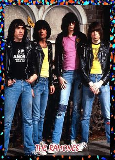 Ska Punk, Wave Rock, Ramones, New Wave, Trading Cards, Waves, High Gloss, Movie Posters, Color
