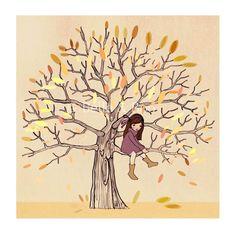 "Mandy Sutcliffe (Belle & Boo), ""My Favourite Spot in Autumn"""