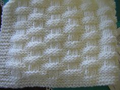 This is the easiest baby blanket with the most classic look. A quick and satisfying beginner or expert project.