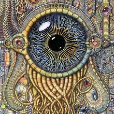 aztechclub:  You create everything you see even though it may seem like we are looking out at world that is outside of us science has shown that we are allowing light-energy waves to enter into our eyes and its all put together in a virtual HD image all within our own inner mind! If we want to know what the inside of our head looks like all we need to do is look around us for what we see is that which is going on within our head. So literally we are the one who shines the sun.  #trippy…
