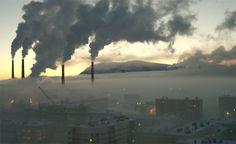 nickel mine city Norilsk   ☆  Siberia    ☆    Russia