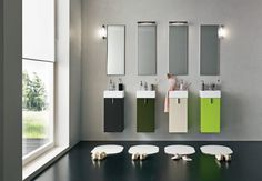 Faucets For Four of Marvelous Modern Bathrooms Read great articles on the latest 2013 #bathroom trends here http://articles.builderscrack.co.nz/tag/bathroom/ or hire a professional today from #Builderscrack http://builderscrack.co.nz/post-job-desc