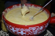 Schweizer Käsefondue Rezept - Fernsuchtblog.de