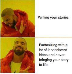 Any madalaptive daydreamer here who makes long stories but can't write even a chapter?