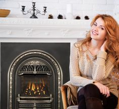 Simple and Creative Tricks Can Change Your Life: Painted Fireplace Tan fireplace shelves tv walls. Craftsman Fireplace, Shiplap Fireplace, Victorian Fireplace, Small Fireplace, Marble Fireplaces, Modern Fireplace, Fireplace Surrounds, Fireplace Candles, Decorative Fireplace