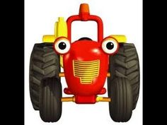 Tractor Tom, Toms, Animation Film, Fairy Tales, Monster Trucks, Car, Youtube, Dutch, Tractor