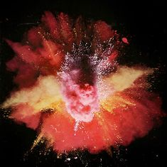 Nick Knight's Explosions photo series » Lost At E Minor: For creative people