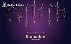 Ramadan Kareem Mubarak Wallpapers, Stickers & Images to share on Ramzan Ramadan Mubarak Wallpapers, Happy Ramadan Mubarak, Eid Mubarak Greetings, Eid Mubarak Background, Ramadan Background, Festival Background, Ramadan Karim, Eid Festival, Islamic New Year