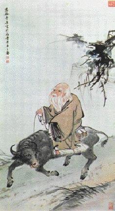 lao tzu on his ox - Google Search