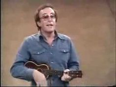 """""""When I'm Cleaning Windows"""" performed by the late and great Peter Sellers."""