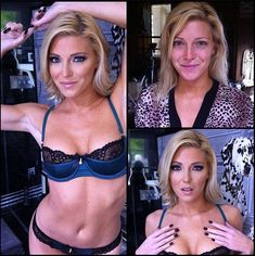 93 Porn Stars Before And After Their Makeup