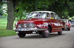 Home : Vehicles : 1958 Tatra T-603