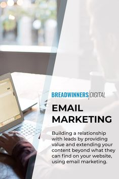 Email marketing can allow you to create targeted and personalized messages. This can help you to build meaningful relationships with your customers. It can also improve response rates to your direct marketing campaigns.  Learn email marketing with Breadwinners Digital. Visit our website! Direct Marketing, Digital Marketing, Short Courses, Relationships, Campaign, Cards Against Humanity, Messages, Education, Website