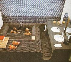 Conversation Pits and Sunken Baths