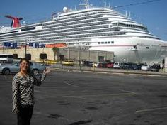 Great Port Of Galveston Cruise Terminal Parking Lots