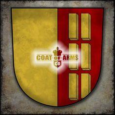 Berenburg Family Shield - Swiss Coat of Arms