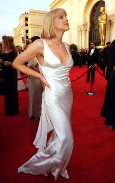 Courtney Love, Versace, 1997 The Red Carpet Project - NYTimes.com