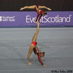 Acrobatics gymnastics (a. Gymnastics Flexibility, Acrobatic Gymnastics, Gymnastics Workout, Sport Gymnastics, Gymnastics Leotards, Sport Model, Dancer Legs, Acro Dance, Martial