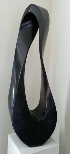 Mobius | From a unique collection of abstract sculptures at https://www.1stdibs.com/art/sculptures/abstract-sculptures/