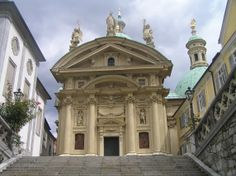 Austria-Graz. Catedral.
