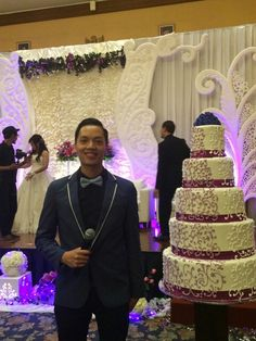 MC wedding