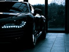 Audi - Love the headlight.