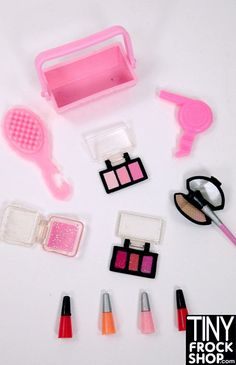 Barbie Mac Cosmetics Style Kit $14.25 via @shopseen