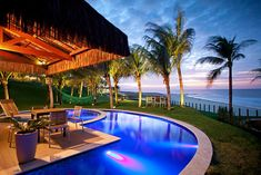 Carmel Charme #Resort - Right on Ceará´s beautiful Aquiraz #Beach, this resort offers a panoramic pool surrounded by tropical gardens, For more visit http://www.hotelurbano.com.br/resort/carmel-charme-resort/1845