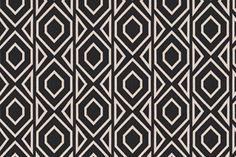 Roca - Nate Berkus Fabric Onyx