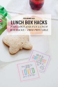 Lunch box hacks and