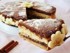Recept s fotopostupom na mojom blogu http://ywettrecepty.blogspot.sk/html2012/10/jablkova-torta.