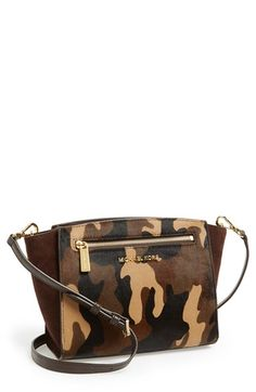 MK Messenger bag - love the camo