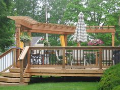 deck pergola pictures | Recent Photos The Commons Getty Collection Galleries World Map App ...