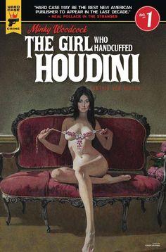 McGinnis, The Girl Who Handcuffed Houdini