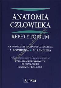 Tytuł: Anatomia człowieka RepetytoriumAutor: Aleksandrowicz Ryszard, Ciszek Bogdan, Krasucki KrzysztofRok: 2014Format: 17.0x24.0cmStron: 740ISBN: 9788320048032