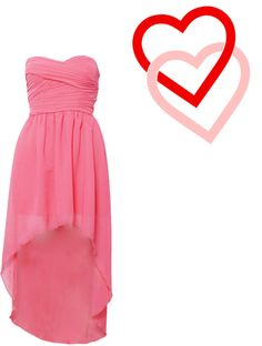 """""""V-day love outfit"""" by tillyparis on Polyvore"""