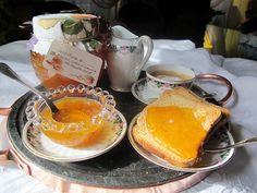 Confettura di pesche gialle e arance, metodo Ferber - ricette,...